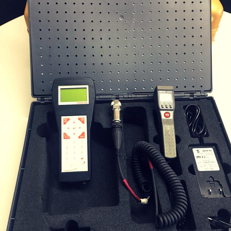 Coletor de análise vibracao Detector 3 da marca FAG